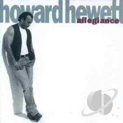 Hewett, Howard - Allegiance CD Cover Art