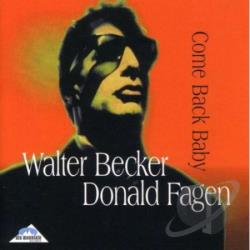 Becker, Walter - Come Back Baby CD Cover Art