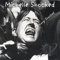 Shocked, Michelle - Short Sharp Shocked CD Cover Art