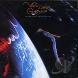 Van Der Graaf Generator - Quiet Zone/The Pleasure Dome CD Cover Art