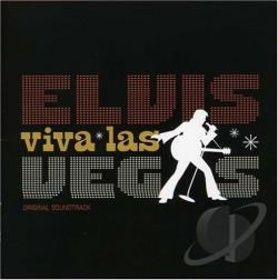 Presley, Elvis - Elvis Viva Las Vegas Soundtrack CD Cover Art