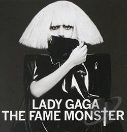 Lady Gaga - Fame Monster CD Cover Art