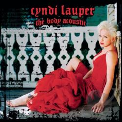 Lauper, Cyndi - Body Acoustic CD Cover Art