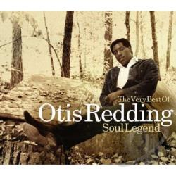 Redding, Otis - Very Best of Otis Redding: Soul Legend CD Cover Art