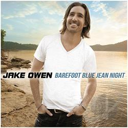 Owen, Jake - Barefoot Blue Jean Night CD Cover Art