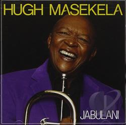 Masekela, Hugh - Jabulani CD Cover Art