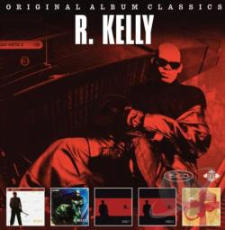 Kelly, R. - Original Album Classics CD Cover Art