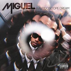 Miguel - Kaleidoscope Dream CD Cover Art