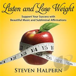 Halpern, Steven - Listen and Lose Weight CD Cover Art