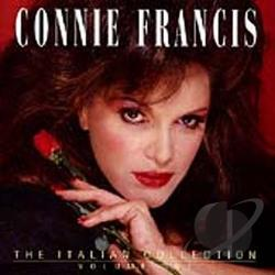 Francis, Connie - Italian Collection, Vol. 1 CD Cover Art