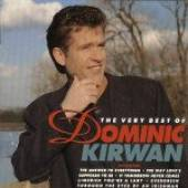 Kirwan, Dominic - Very Best Of CD Cover Art