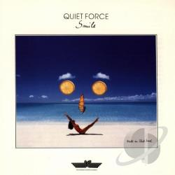 Quiet Force - Smile:Club Med CD Cover Art