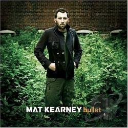 Kearney, Mat - Bullet CD Cover Art