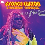 Clinton, George - Live at Montreux 2004 CD Cover Art