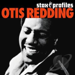 Redding, Otis - Stax Profiles CD Cover Art