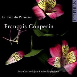 Carolan / Couperin / Kitchen - Francois Couperin: La Paix du Parnasse CD Cover Art