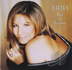 Streisand, Barbra - Back to Broadway CD Cover Art