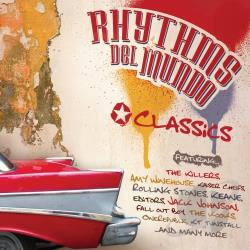 Rhythms Del Mundo - Classics CD Cover Art