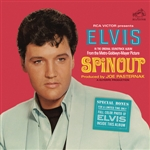 Presley, Elvis - Spinout DB Cover Art