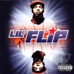 Lil' Flip - Undaground Legend CD Cover Art