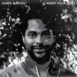 James Mason (Guitar) - Nightgruv/I Want Your Love LP Cover Art