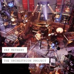 Metheny, Pat - Orchestrion Project CD Cover Art