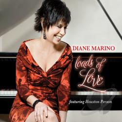 Marino, Diane - Loads of Love CD Cover Art
