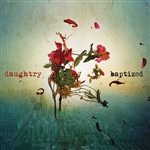 Daughtry - Baptized CD Cover Art