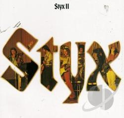Styx - Styx II CD Cover Art