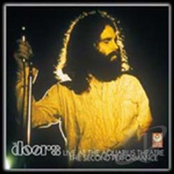Doors - Live At The Aquarius Theatre: The Second Performance CD Cover Art