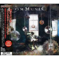 Communication - Conspiracy In Mind CD Cover Art