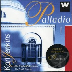 Jenkins / Smith Quartet - Jenkins: Palladio CD Cover Art