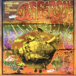 Jefferson Airplane - Last Flight CD Cover Art