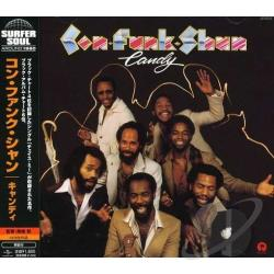Con Funk Shun - Candy CD Cover Art