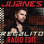 Juanes - Regalito (Radio Edit) DB Cover Art