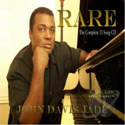 John Davis Jade - Rare CD Cover Art