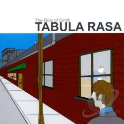 Tabula Rasa - Role of Smith CD Cover Art