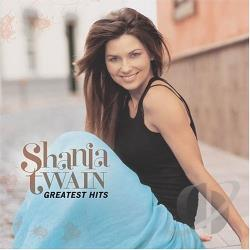 Twain, Shania - Greatest Hits CD Cover Art