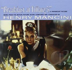 Mancini, Henry - Breakfast at Tiffany's CD Cover Art
