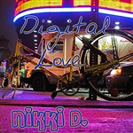 Nikki D - Digital Love - Single DB Cover Art