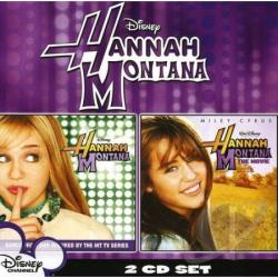 Hannah Montana/Hannah Montana the Movie CD Cover Art