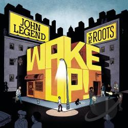 Legend, John / Roots - Wake Up! CD Cover Art