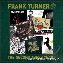 Turner, Frank - Second Three Years/Take to the Road CD Cover Art