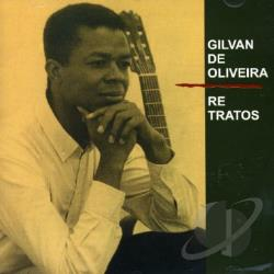 Oliveira Gilvan De - Retratos CD Cover Art