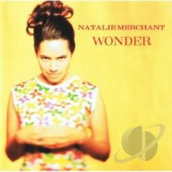 Merchant, Natalie - Wonder 2:Uk CD Cover Art