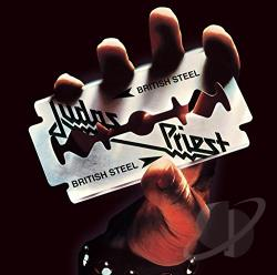 Judas Priest - British Steel CD Cover Art