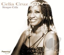 Cruz, Celia - Siempre Celia CD Cover Art