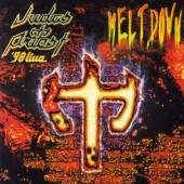 Judas Priest - 98 Live-Meltdown CD Cover Art