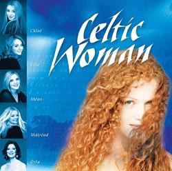 Celtic Woman - Celtic Woman CD Cover Art