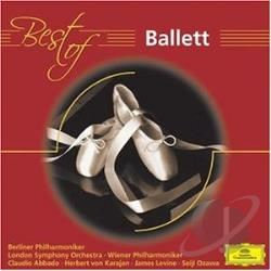 Best Of Ballett CD Cover Art